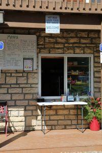 Arrowpoint Camp Store order window